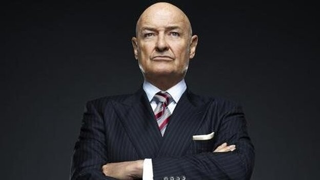 666 Park Avenue stars Terry O'Quinn as the devil, kind of. Only a landlord.