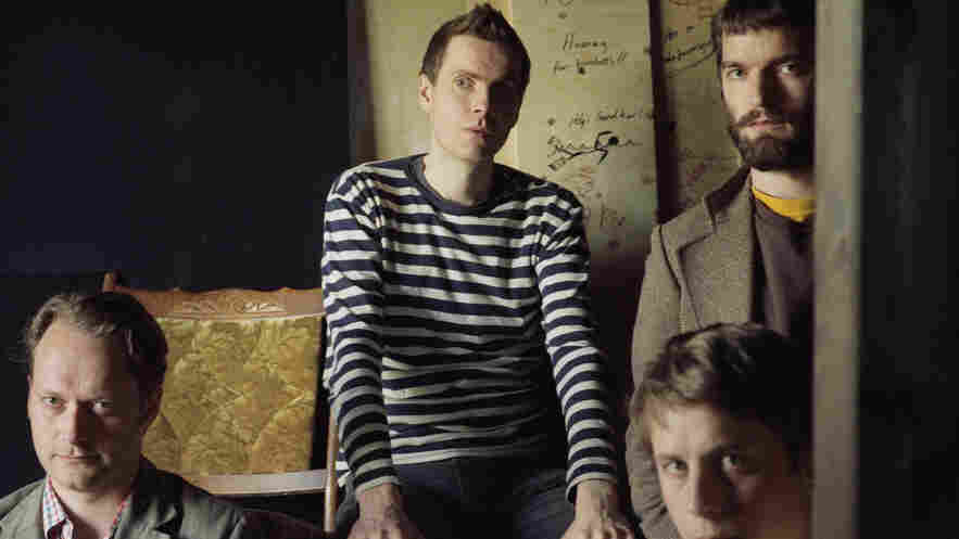 Sigur Ros' new album, Valtari, comes out May 29.