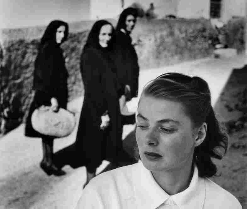 Ingrid Bergman, Stromboli, Italy, 1949