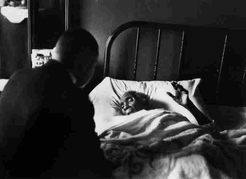 Woman Dying, Chicago, Illinois, 1953