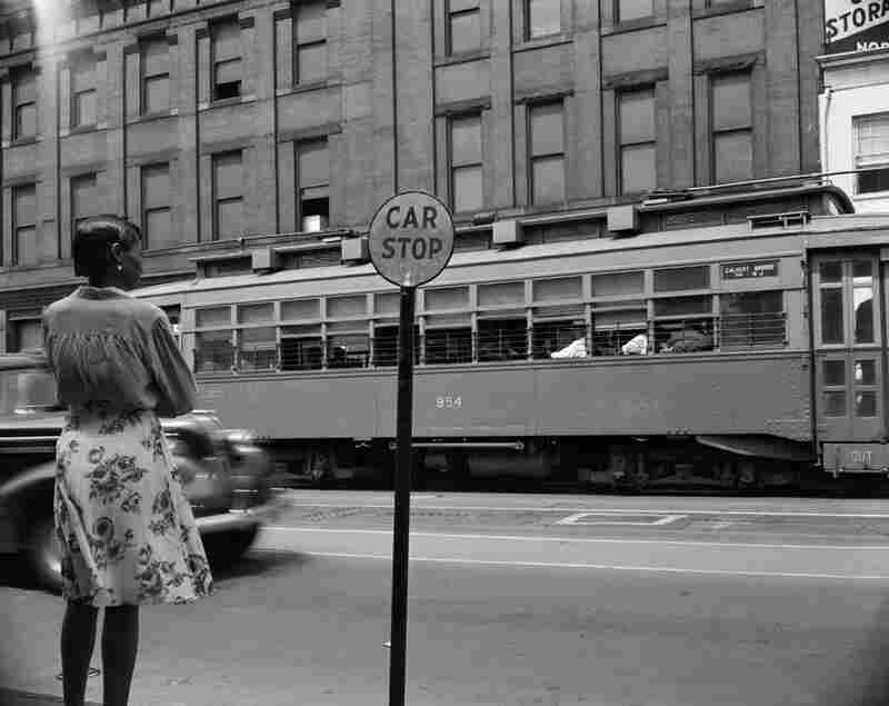 Street Corner, 7th Street and Florida Avenue, Washington, D.C., 1942