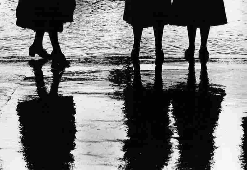 Reflection of Women's Dresses, 1951