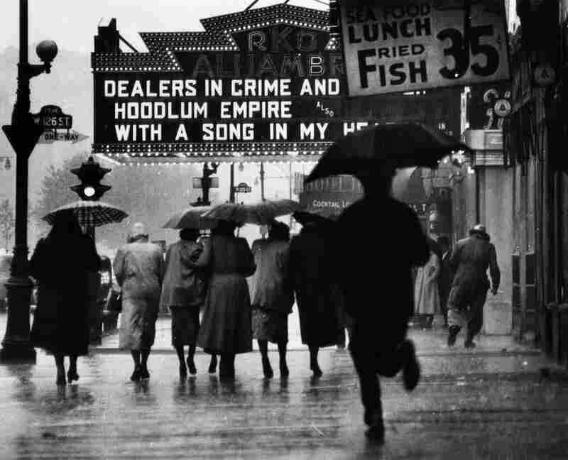 Harlem Neighborhood, Harlem, New York, 1952