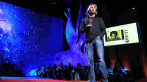 """I think [the virtual choir] speaks well to a benevolent future for the Internet."" — Eric Whitacre"