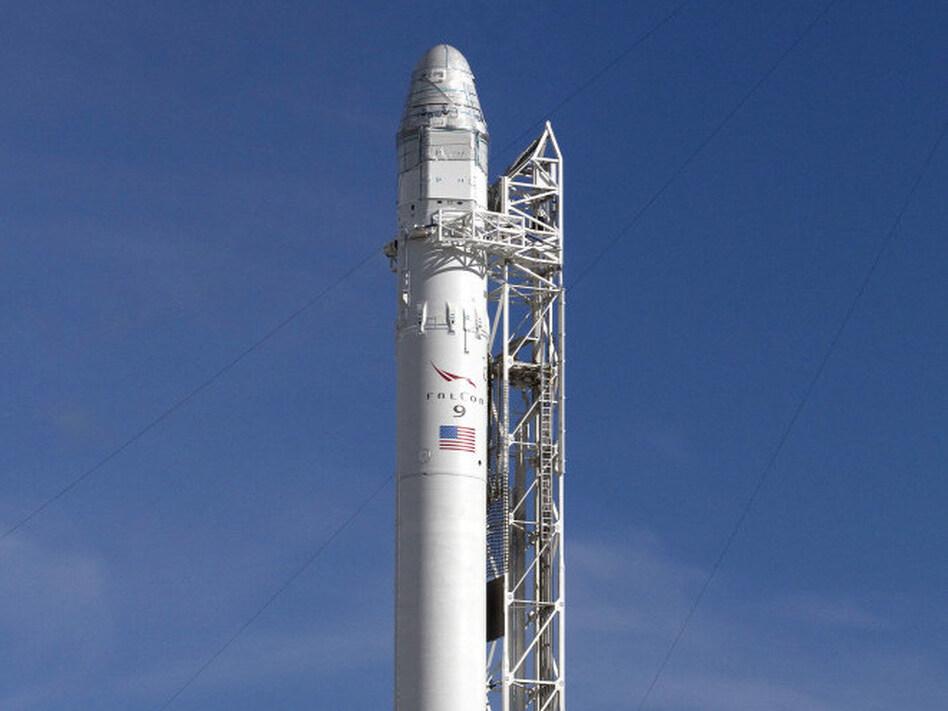 NASA, SpaceX Aim To Launch Private Era In Orbit | WBUR News