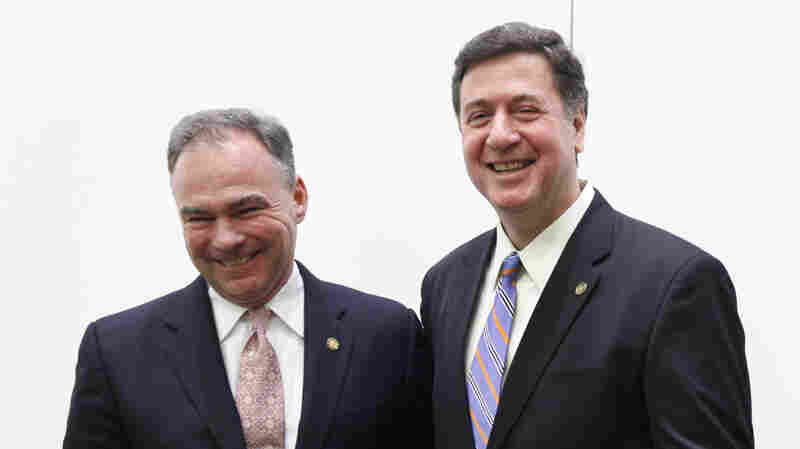 Tale Of The Tape: Ex-Governors Duke It Out In Va.