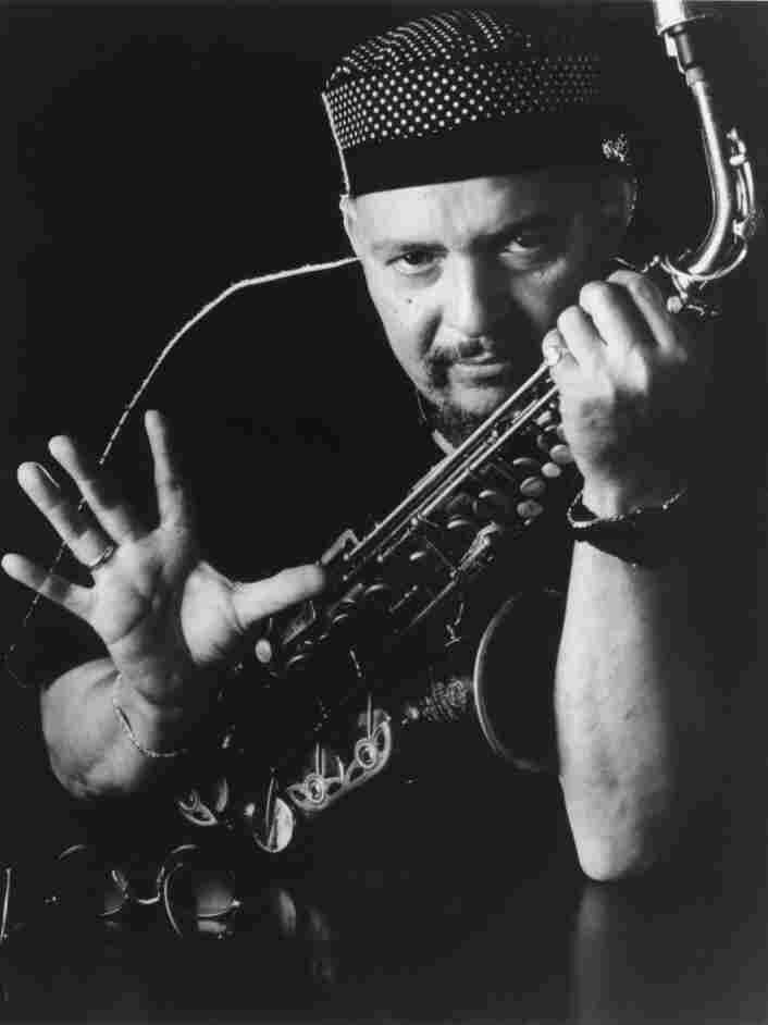 Jackie McLean, in an undated publicity headshot.