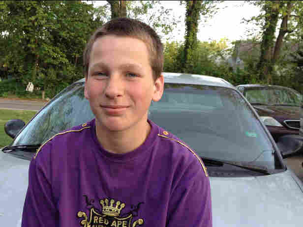 Ryan Hart, 14, found a severed finger in his junior roast beef sandwich.