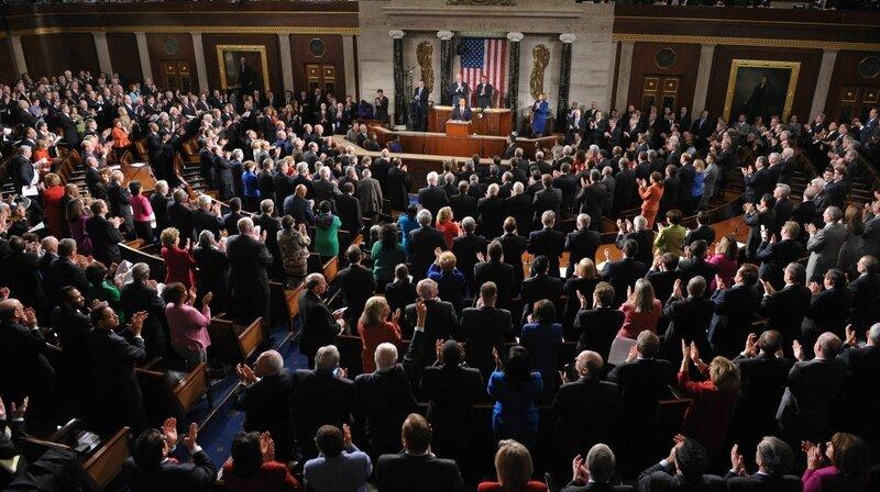 Sophomoric? Members Of Congress Talk Like 10th-Graders, Analysis Shows :  It's All Politics : NPR