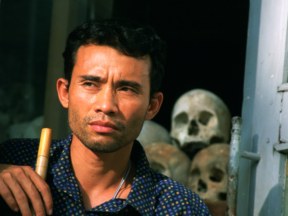 Arn Chorn-Pond is a human rights activist working on Cambodian reconciliation efforts and the preservation of traditional Khmer music. He is the subject of Jocelyn Glatzer's 2003 documentary, <em>The Flute Player</em>; the opera <em>Where Elephants Weep;</em> and the children's book, <em>A Song for Cambodia</em> by Michelle Lord. (Jocelyn Glatzer)