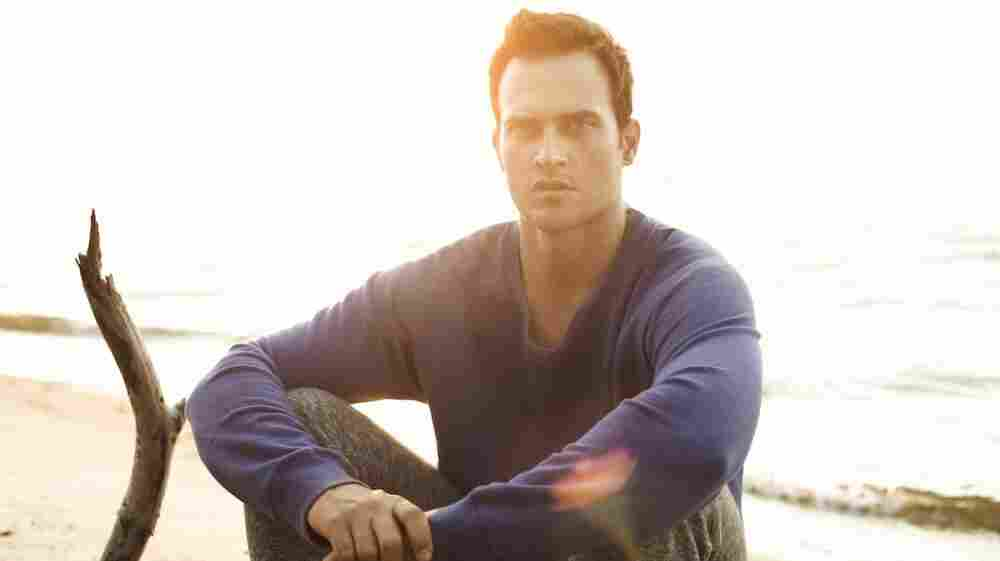 """I've always had a very, I guess you could almost say manic love of music and styles,"" Cheyenne Jackson says. ""Music is just everything to me."""