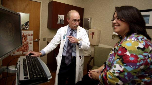 Dr. Paul J. Pockros, a liver speci