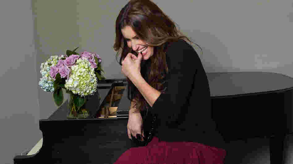 Idina Menzel, the Tony Award-winning actress and singer, is known for her roles in Rent and Wicked.