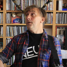 Yann Tiersen performs a Tiny Desk Concert at the NPR Music offices on April 24, 2012.