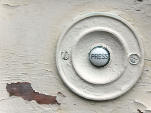 Door bell.