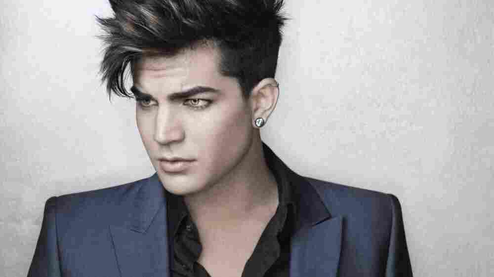 Adam Lambert's second studio album is entitled Trespassing.