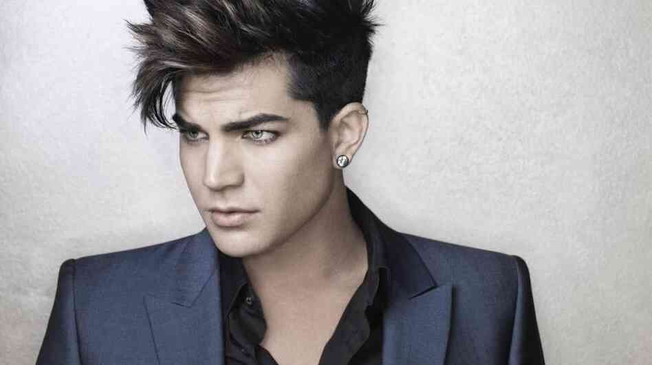 Adam Lambert's second studio album is entitled Trespassing.