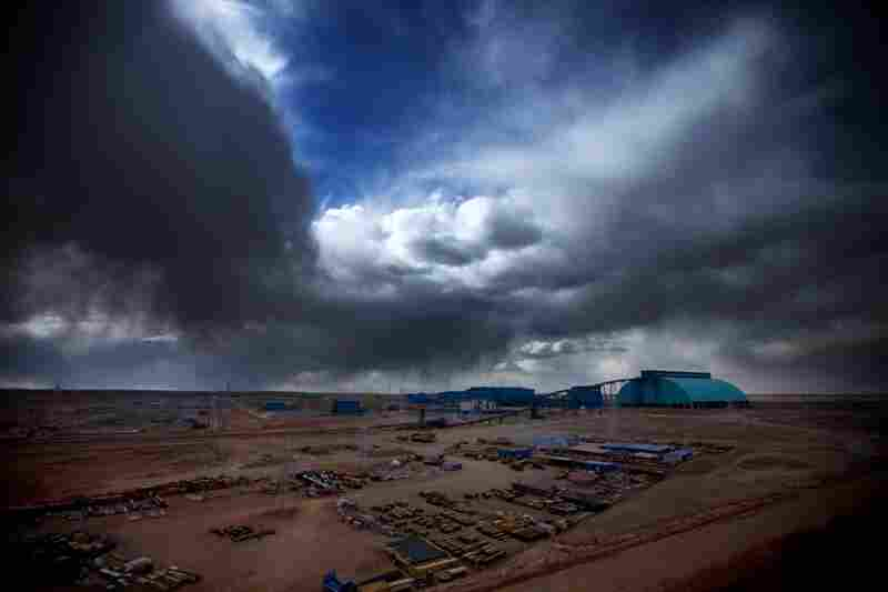 Even while it was under construction, Oyu Tolgoi accounted for about 30 percent of Mongolia's GDP, according to mine officials. But many Mongolians are wary of how the mining explosion has begun to affect their country, where two out of every five people are herdsmen.