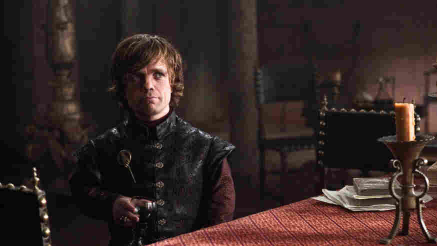 """Peter Dinklage plays Tyrion Lannister on Game of Thrones, a role that he tells NPR he talked over with his grandmother. """"She misunderstood me and she thought I said, 'interior banisters,' and she was quite confused by that, so it got off to sort of a clunky start."""" Dinklage has since won an Emmy and a Golden Globe for his performance."""