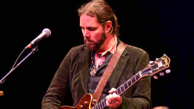 Rich Robinson On Mountain Stage