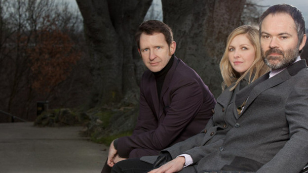 Saint Etienne's new album, Words and Music by Saint Etienne, comes out May 29. (Courtesy of the artist)