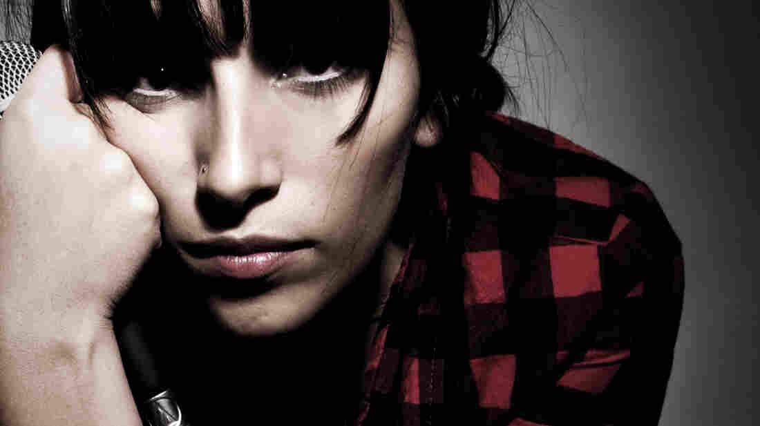 Chilean rapper Ana Tijoux.