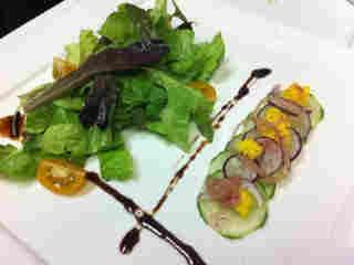 Bartlett Pear Inn Green Salad