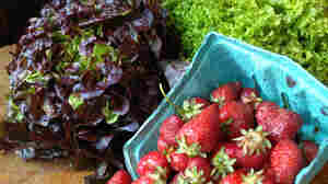 You might not think of strawberries as a salad ingredient, but in-season berries, fruits and greens, along with nuts and cheeses, can turn an ordinary side salad into the highlight of a meal.
