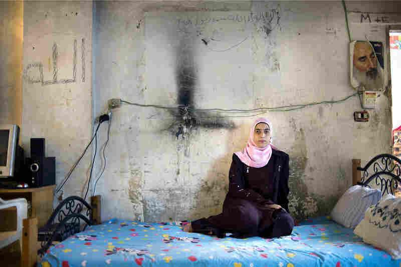 Elham, Shatila Refugee Camp