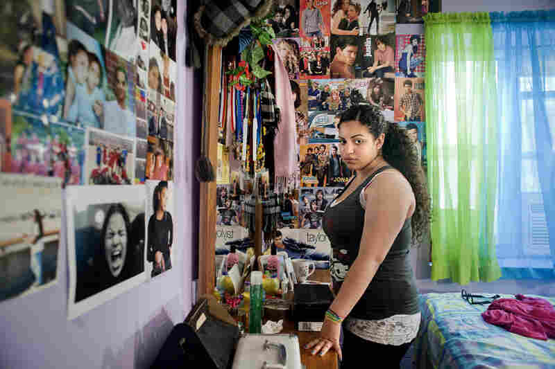 Georgina, Roxbury, Mass., 2010