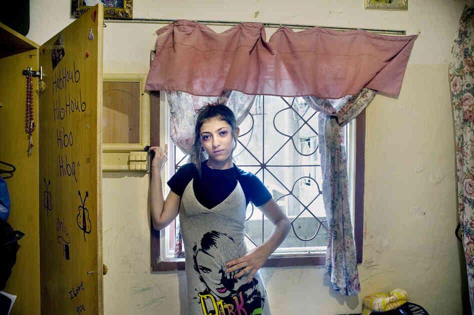 Hiba, Shatila Refugee Camp, Beirut, Lebanon, 2010