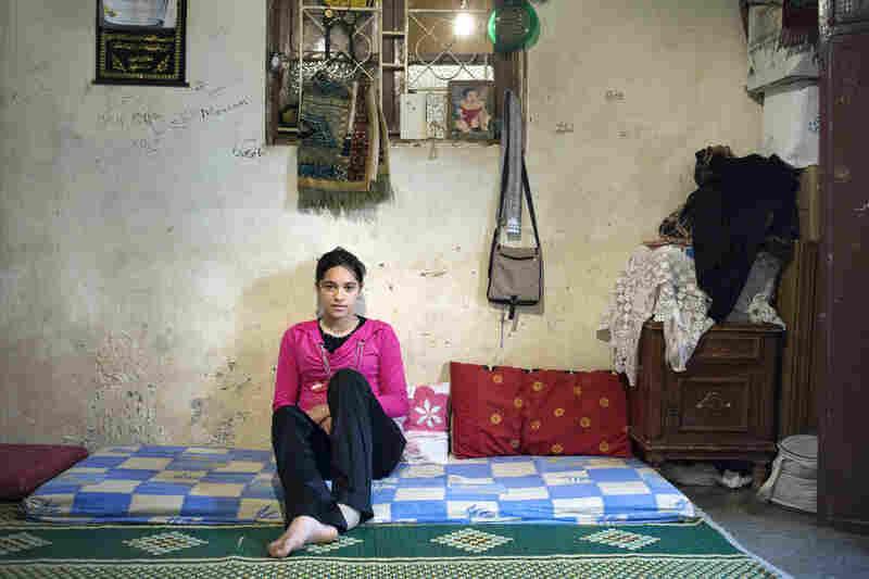 Maryam, Bourj Al Shamali Refugee Camp, Southern Lebanon, 2009