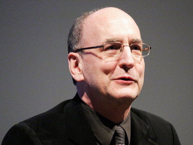 Peter Gelb speaks at an event in New York City in April 2012.