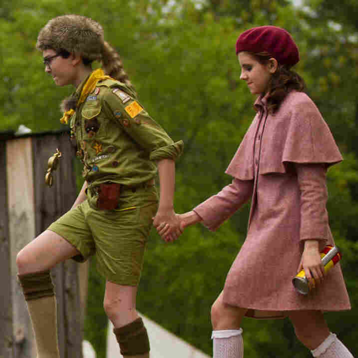 'Moonrise Kingdom': Quirk, And An Earnest Heart