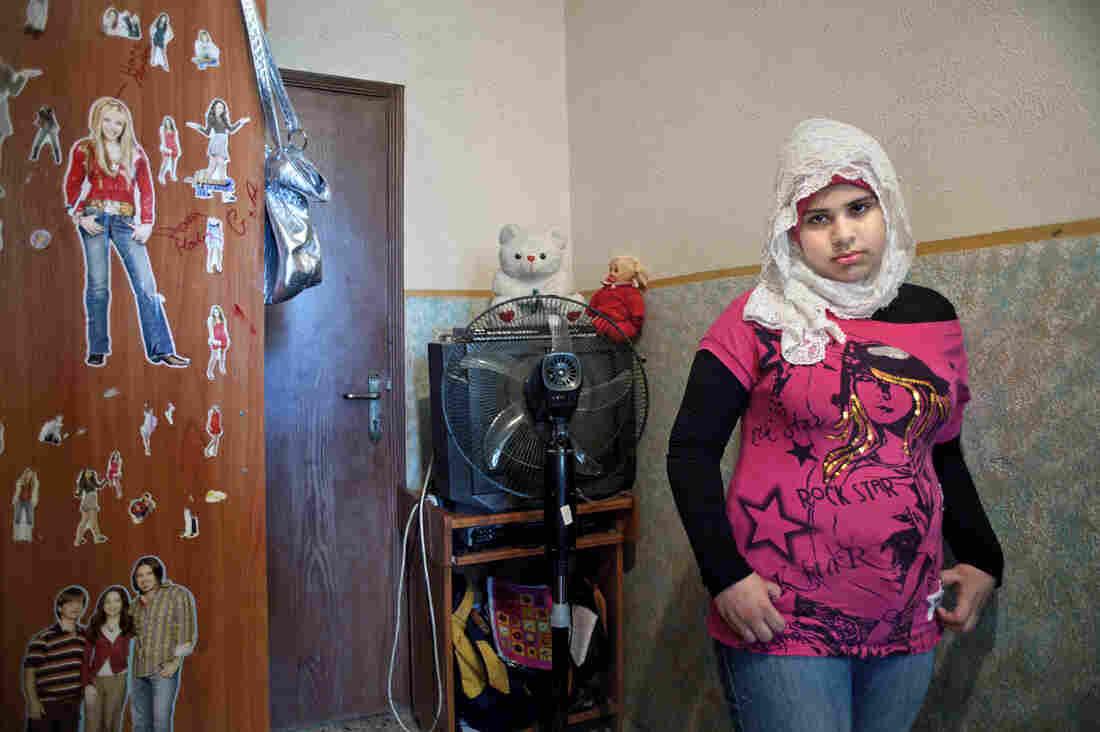 Amal, Shatila Refugee Camp, Beirut, Lebanon, 2010