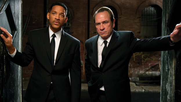 Galaxy Defenders: Ten years after Men In Black 2, Will Smith and Tommy Lee Jones reunite to play Agents J and K, partners in a covert organization dedicated to moni