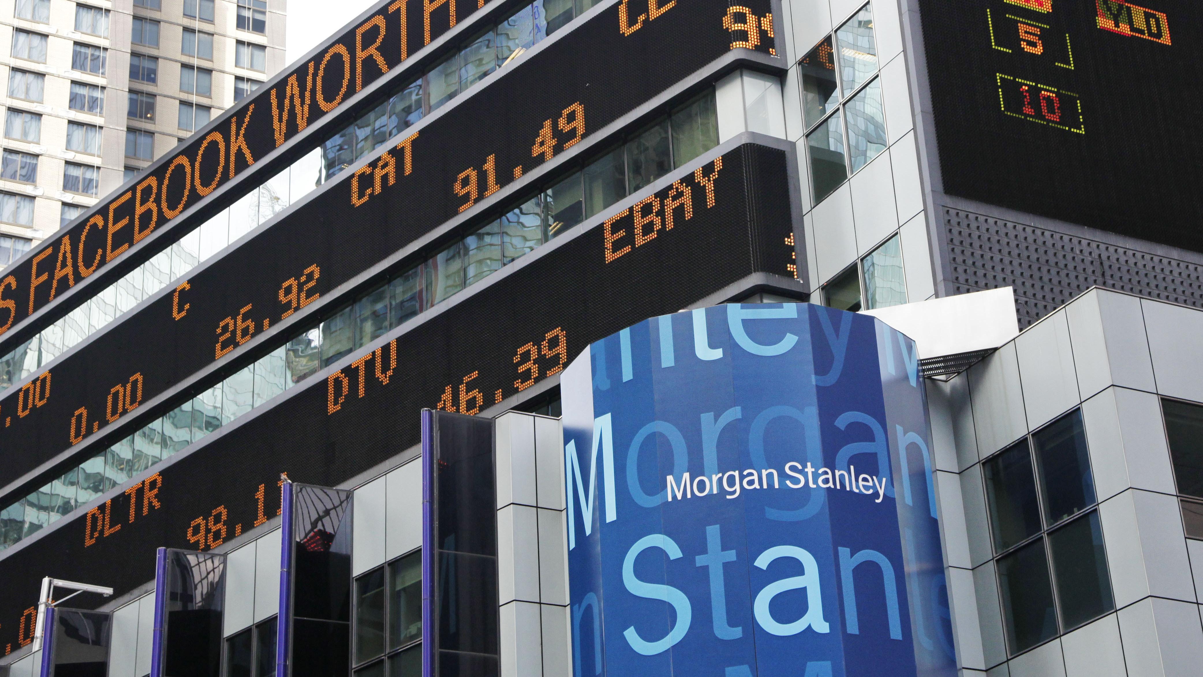 Morgan stanley latest ipo deals