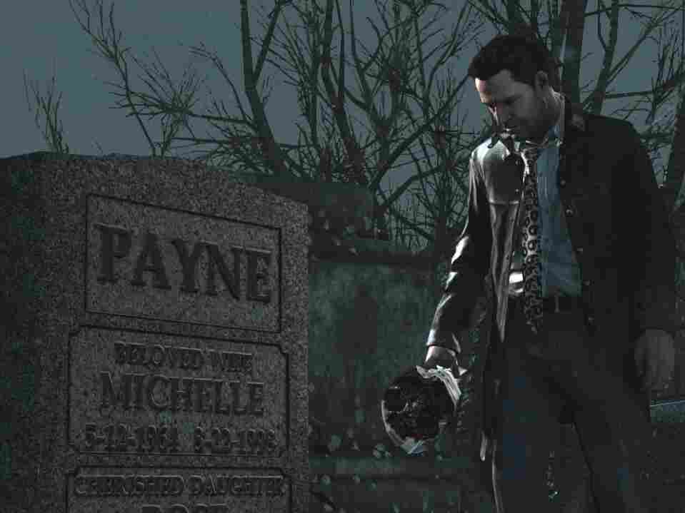 A screenshot from Max Payne 3.