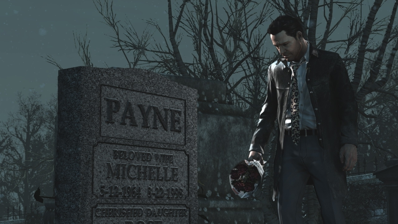 In Max Payne 3 Rockstar Games Makes A Shooter With A Story Npr