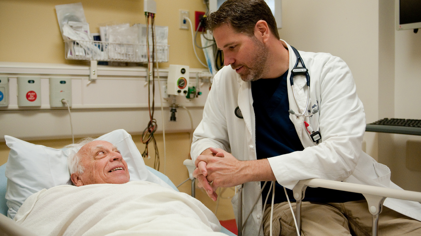 By Putting Patients First, Hospital Tries To Make Care More Personal