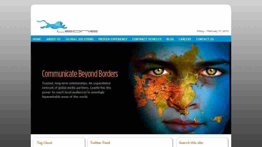 The Leonie Industries website.