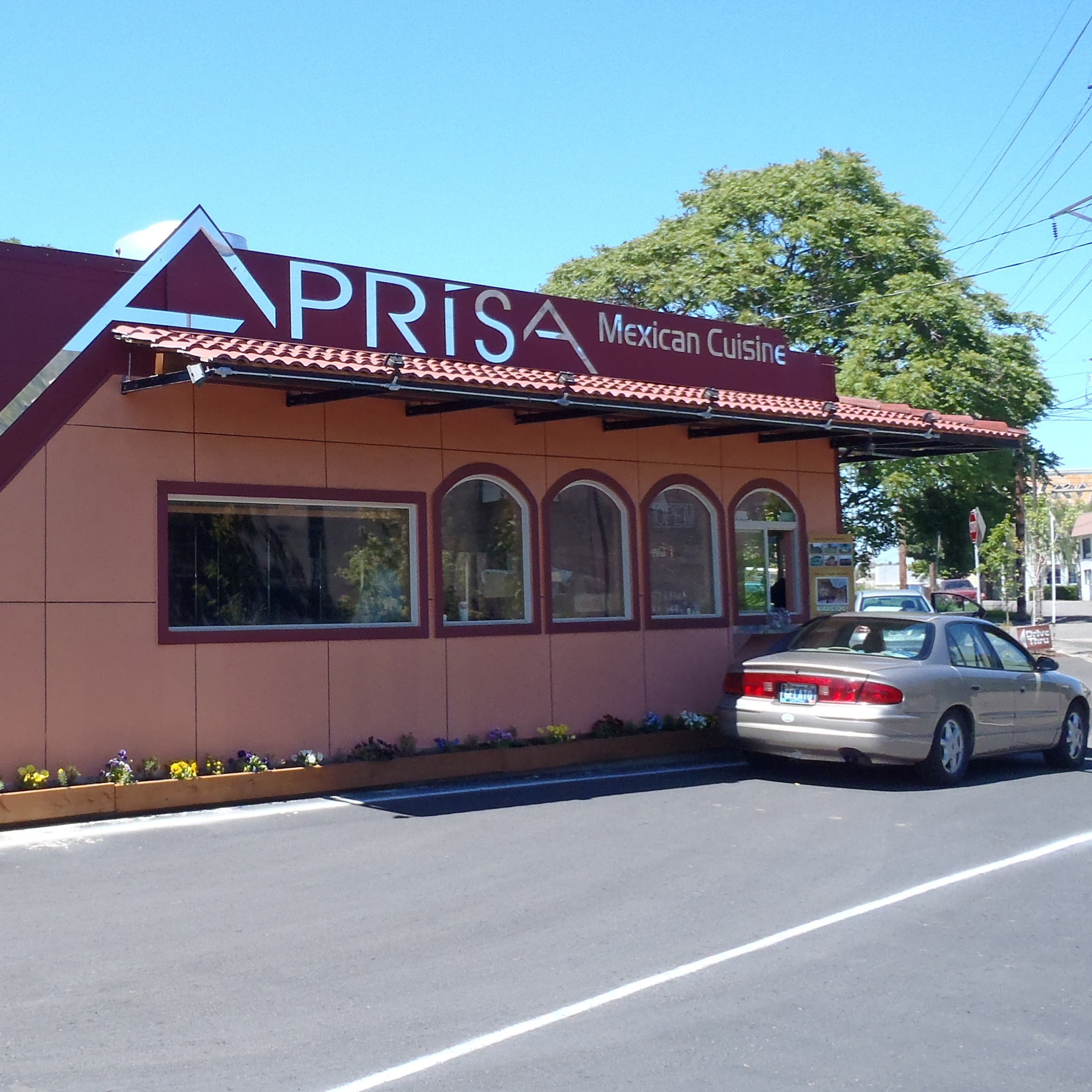 Forget big box stores how about a big box house ncpr news for Aprisa mexican cuisine portland