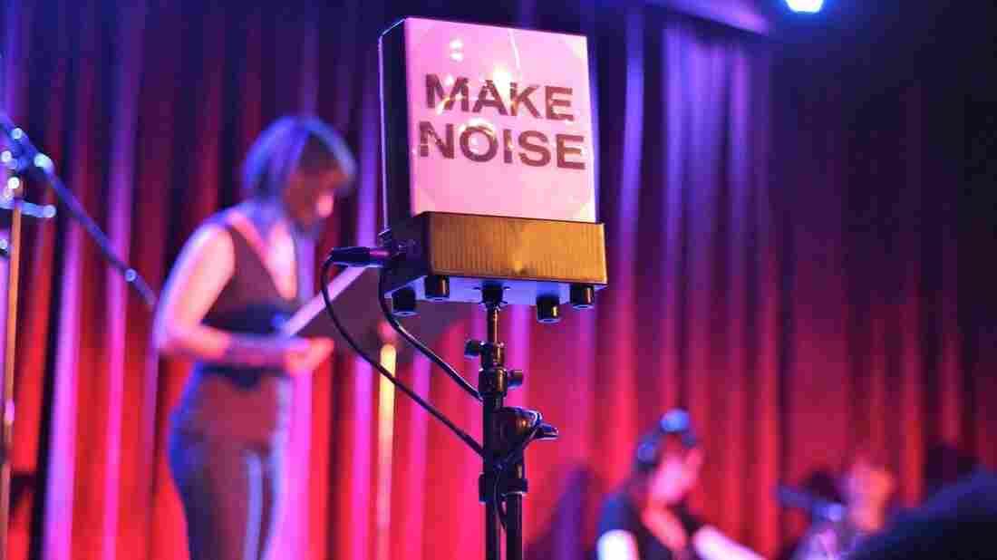 Make some noise for Ask Me Another.