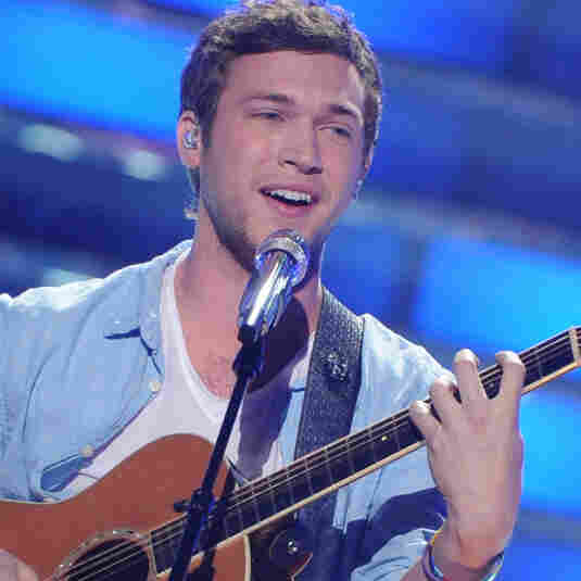 Your New 'American Idol' Is (Surprise!) A Laid-Back Dude With An Acoustic Guitar