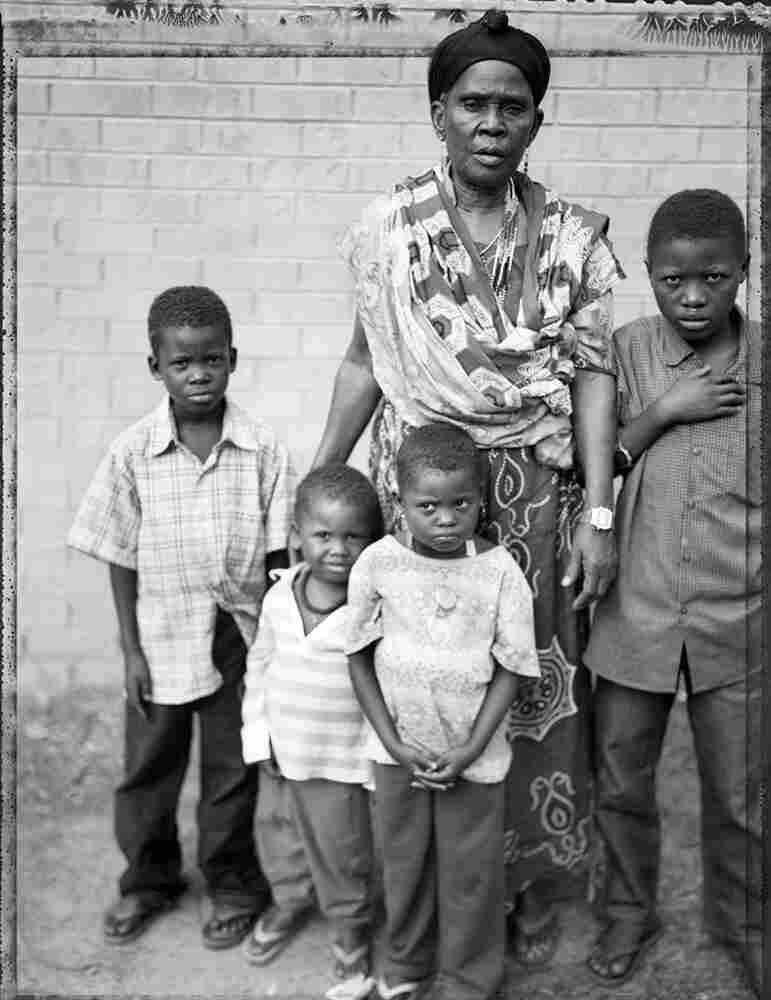 Family portrait, 2006