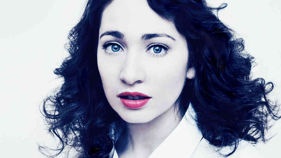 "The songs on What We Saw From the Cheap Seats don't come just from the past year but from a span of ""10 years or more,"" Regina Spektor says."