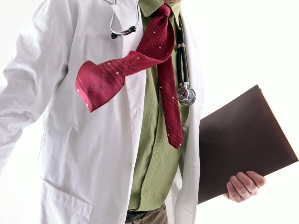 iStockphoto.com -<br />Patients continue to complain that physicians don't spend enough time examining and talking with them.