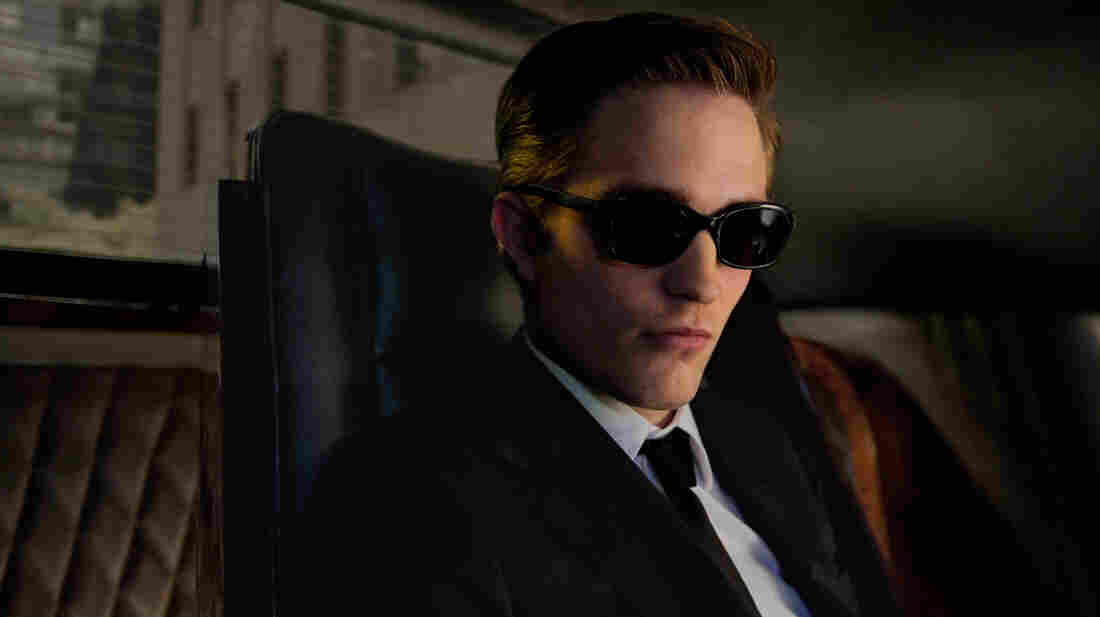 Robert Pattinson as Eric Packer in Cosmopolis.