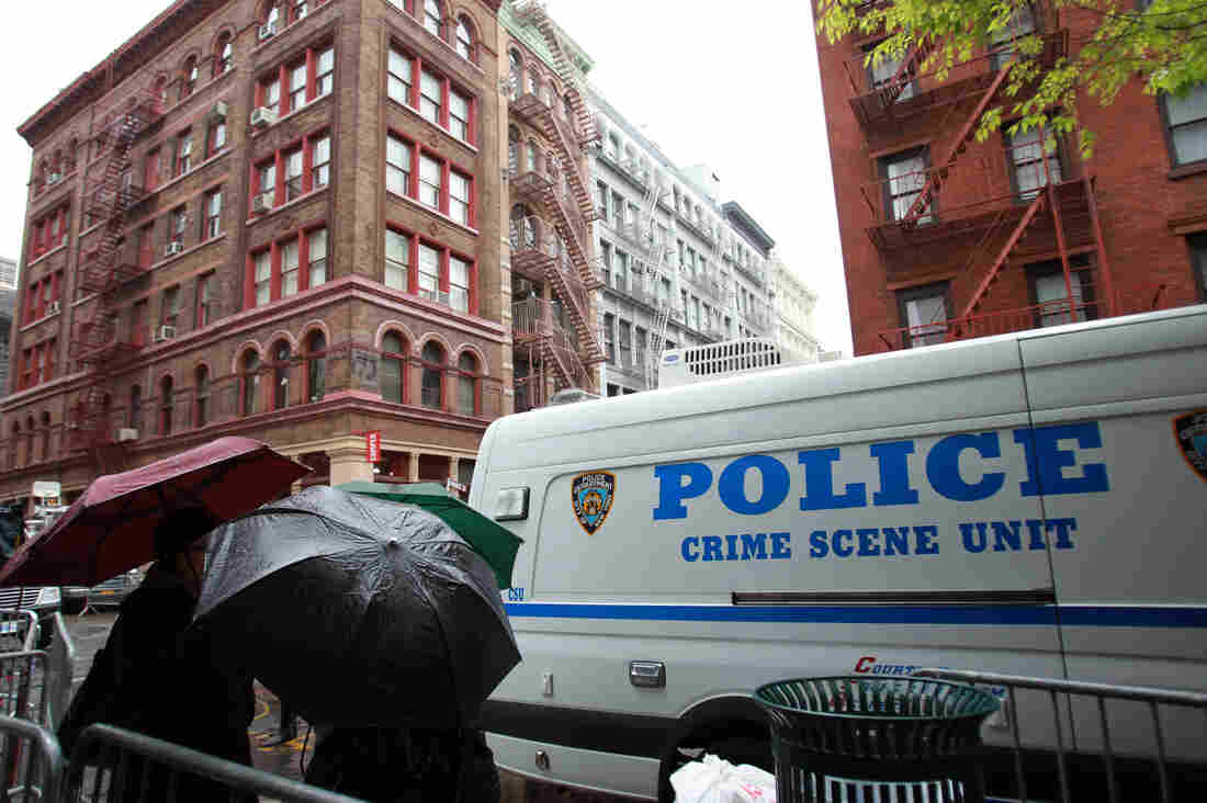 Police shut off two blocks of Prince Street in New York City last week while searching for evidence relating to the disappearance of Etan Patz three decades ago.