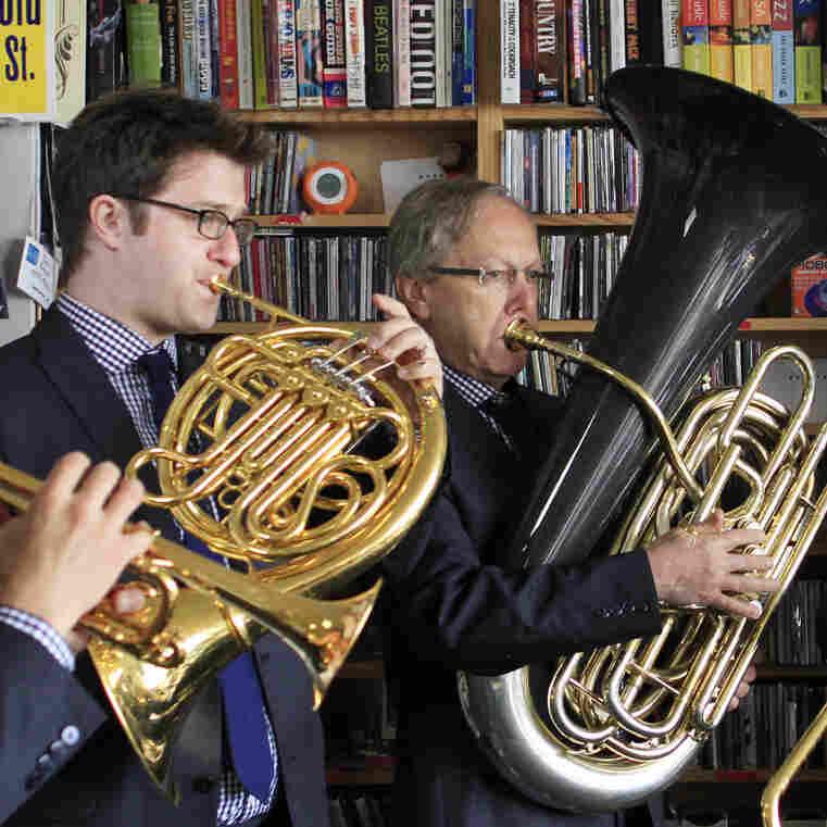 Canadian Brass: Tiny Desk Concert